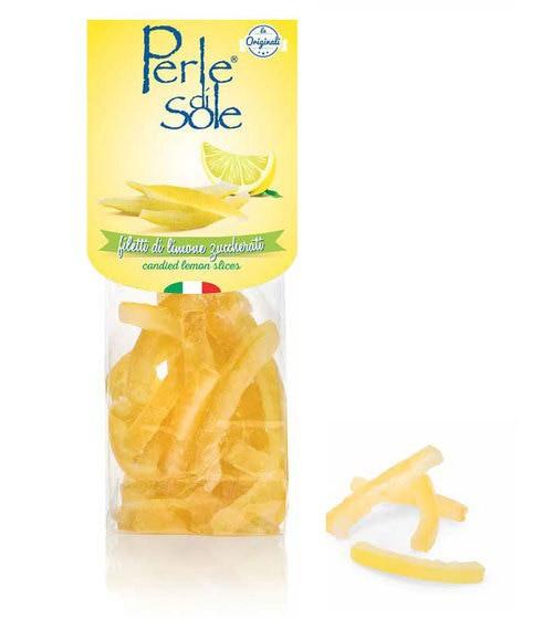 Candied Lemon Peels (100g)