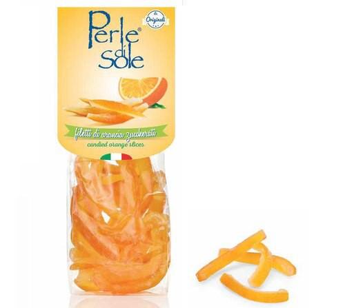 Candied Orange Peels (100g)