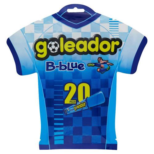Goleador B-Blue Raspberry Soccer Jersey (5.3  oz | 150 g)