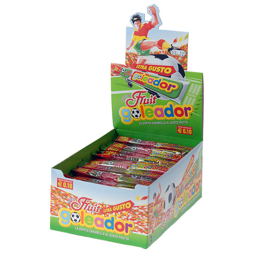 Goleador Fruit 200Pc Counter Display