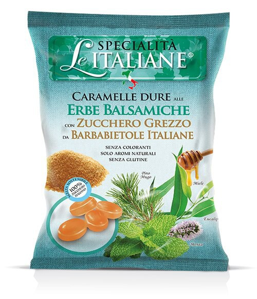 Balsamic Herbs With Raw Sugar Candy (2.82  Oz   80 g)