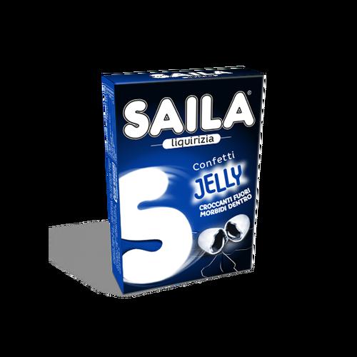 Jelly Licorice 40 G  Flip-Top Box