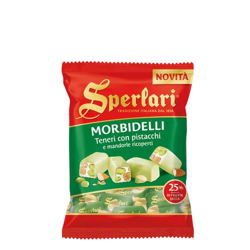 'Morbidelli' Pistachio Almond  Nougat Bites (4.59 oz | 130 g)