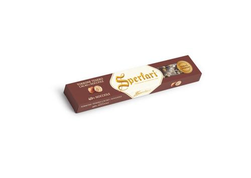 Soft Chocolate Nougat with 40% Hazelnut Crumble  (3.53 oz | 100 g)