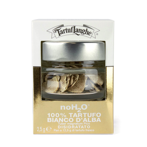 Dehydrated White Truffle from Alba (Tuber magnatum Pico)