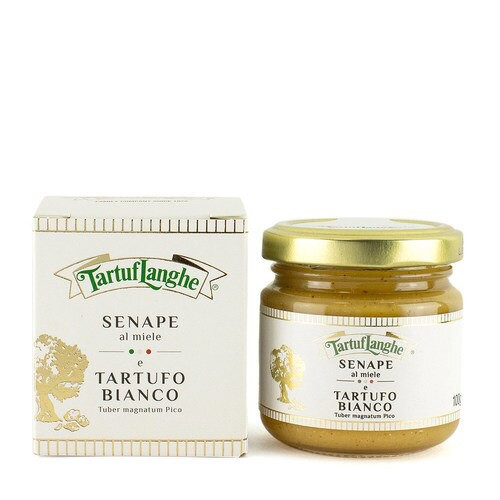 Mustard With Honey And White Truffle (3.5 Oz | 100 g)
