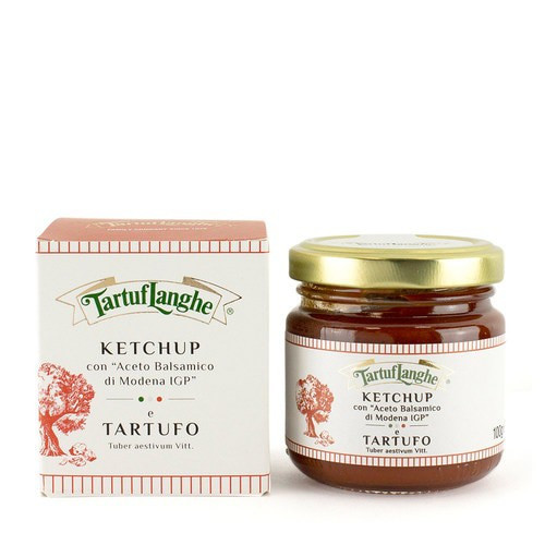 Truffle Ketchup with Balsamic Vinegar of Modena