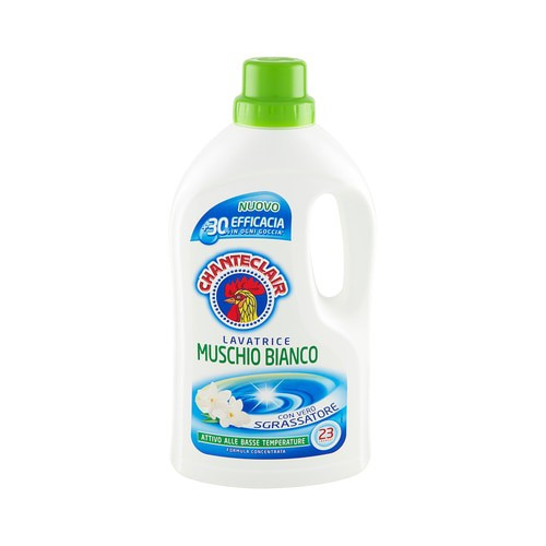 Liquid Laundry Detergent White Musk Scent (38.9 fl oz | 1150 ml)