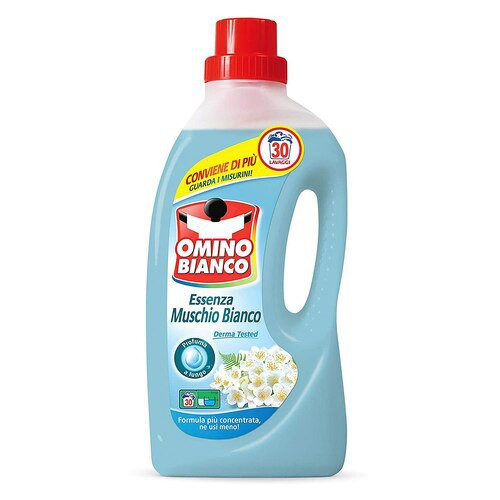 Liquid Laundry Detergent White Musk Scent (50.7 fl oz | 1500 ml)
