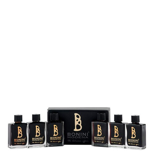 'Balsamic Affair Collection' 6 Tasting Bottles of the whole Bonini ABM Range (0.67 fl oz each)