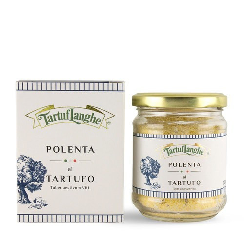Ready Polenta With Porcini Mushroom And Truffle (4.9  Oz | 140  g)