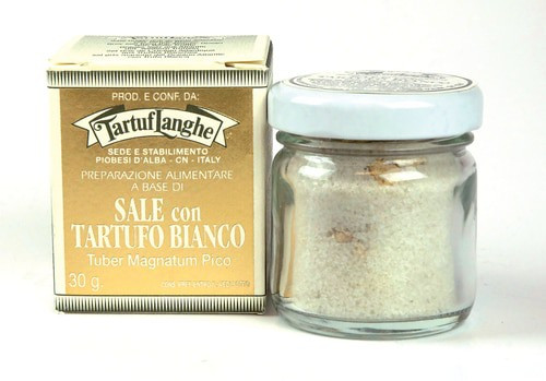 Guerande Grey Salt With White Truffle (30 g)
