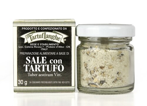 Guerande Grey Salt With Summer Truffle (30 g)