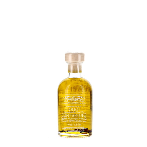 EVOO with Summer Black Truffle Slices (100ml)