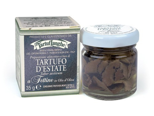 Summer Truffle Slices In EVOO (35 g)