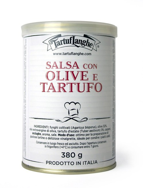 Olive & Truffle Tapenade (380 g)