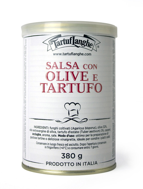 Olive & Truffle Tapenade (380g)