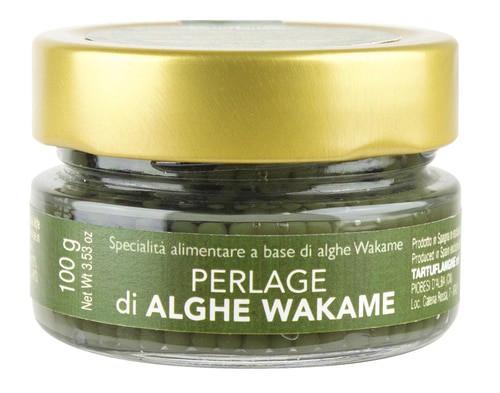 Wakame Seaweed Perlage (100 g)