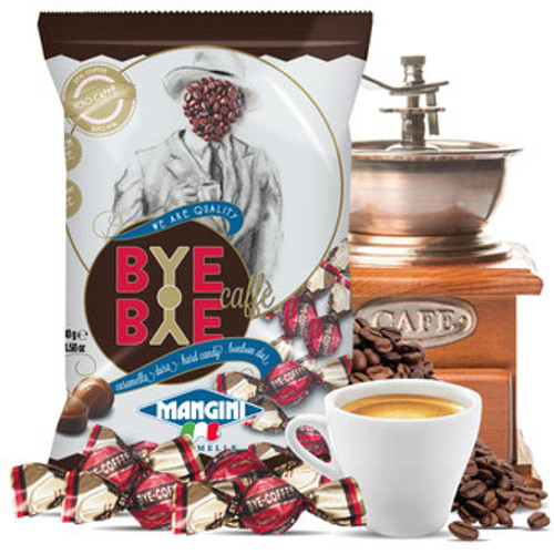 Bye-Bye Coffee Hard Candy (4.58 oz | 130 g)