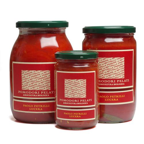 Organic Peeled Tomatoes (Pomodori Pelati)