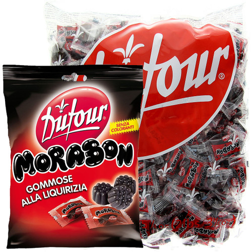 Morabon Licorice Gummies