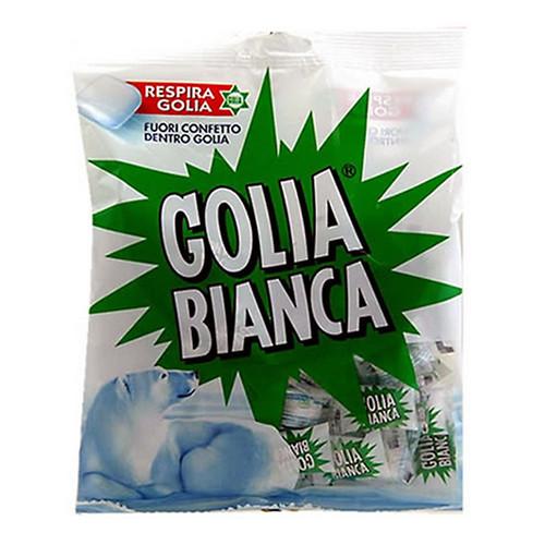 Golia Bianca Mint Dragees (6.35Oz Bag)