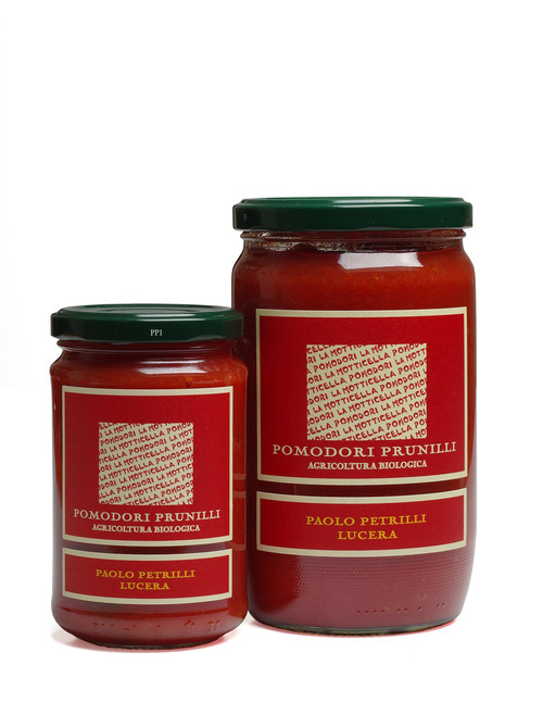 Organic Peeled Corbara Tomatoes
