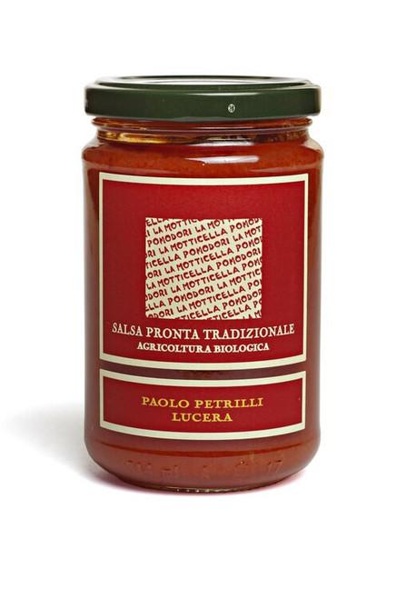 Organic Traditional Marinara Sauce 10.6 Oz