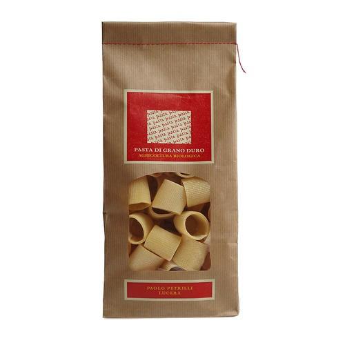 Organic Mezzi Paccheri Rigati (1.1 Lb | 500 g)