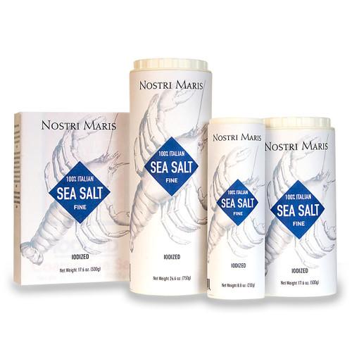 Nostri Maris 100% Italian Sea Salt