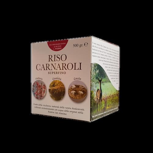 Super Fine Carnaroli Rice (17.6 Oz Box)