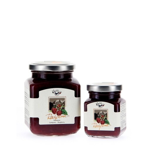 Premium Raspberry Preserves