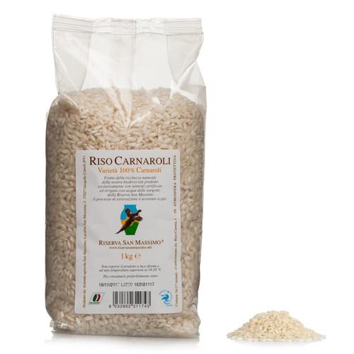 Super Fine Carnaroli Rice (2.2 Lb. Map)