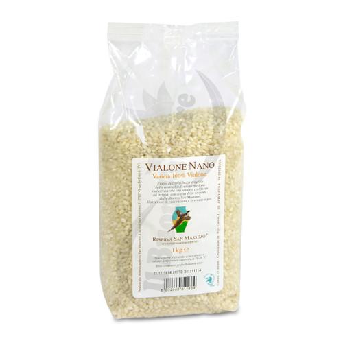 Vialone Nano Rice (2.2 lb. MAP)