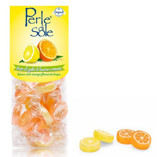 Lemon & Orange Slice Hard Candy (3.5 oz.)
