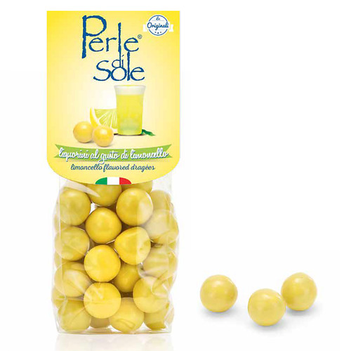 Limoncello Dragees (5.3 Oz | 150 g)