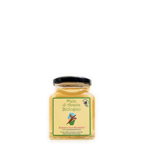 Organic Extra Pure Acacia Honey (14.1  Oz | 400g)