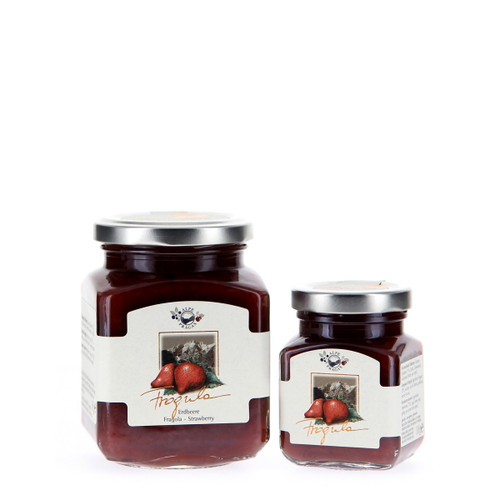 Premium Strawberry Preserves