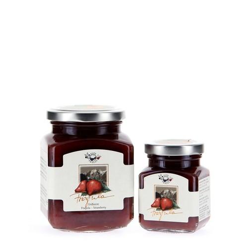 Premium Strawberry Preserves