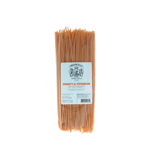 Hot Chili Spaghetti (17.6 Oz | 500g)
