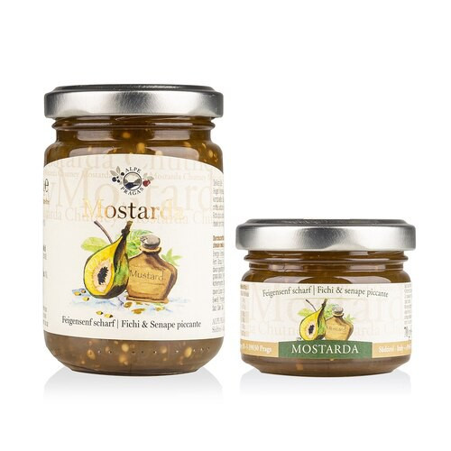 Fig & Sharp Mustard Chutney