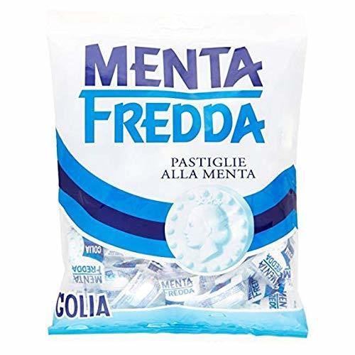 Menta Fredda Peppermint Pastilles (6.35 Oz Bag)