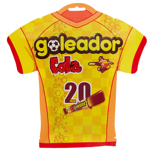 Goleador Cola Soccer Jersey (5.3 Oz | 150 g)