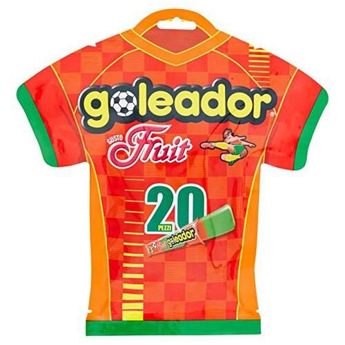 Goleador Fruit Soccer Jersey (5.3  oz | 150 g)