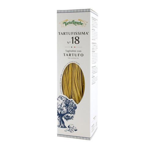 """Tartufissima"" n. 18 Egg Tagliolini with 7% Truffle (8.81 Oz)"