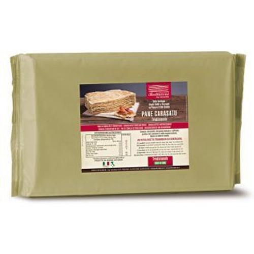 Pane Carasatu 1/2 Cut 400 g Box