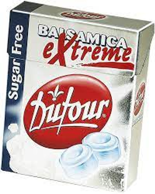 Sugar Free  Extra Strong Balsamic Pastilles  0.63 oz Flip-Top Box