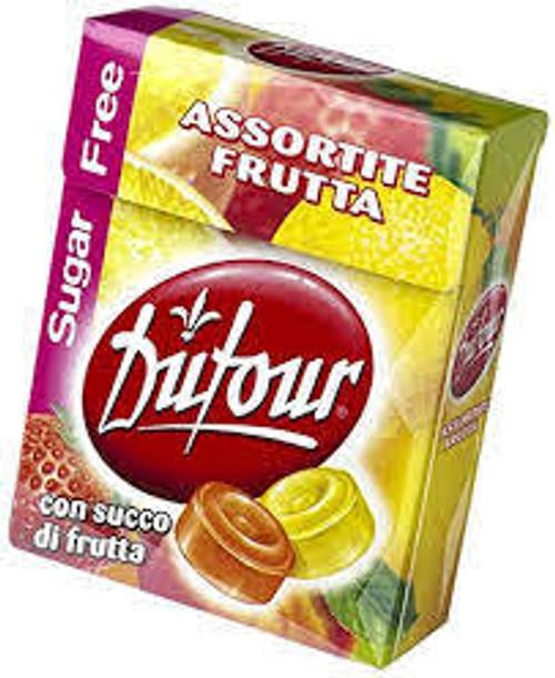 Sugar Free Fruit Pastilles  0.63 oz Flip-Top Box