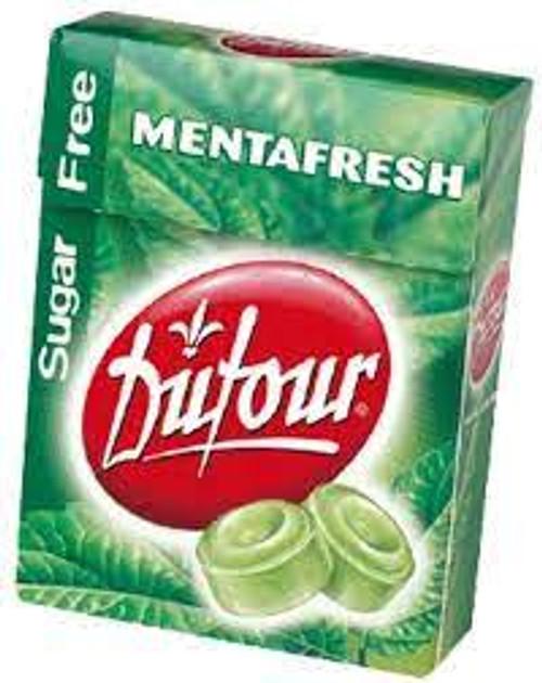 Sugar Free Mint Pastilles  0.63 oz Flip-Top Box
