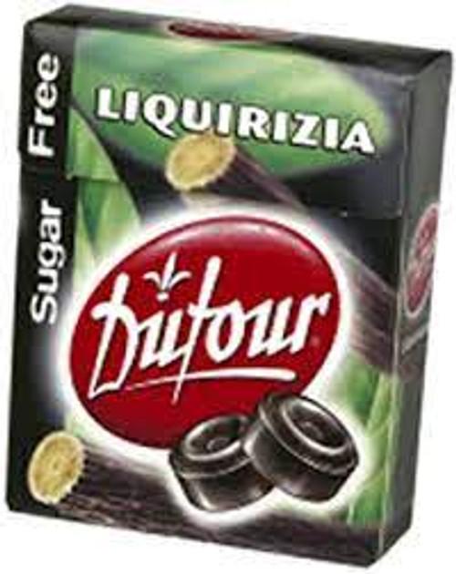 Sugar Free Licorice Pastilles  0.63 oz Flip-Top Box